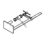 Инструмент для сжатия пружин VAG 2037
