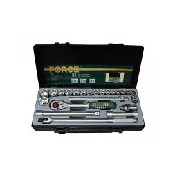 """1/2"""" набор инструмента Force 4243-5 24 пр.6гр.(10-32мм)"""