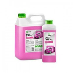 Наношампунь для ручной мойки автомобиля с защитным эффектом  Nano Shampoo