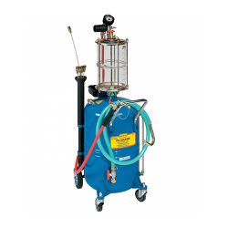 Пневматические установки для откачки отработанного масла с предкамерой ALFA ОА24265 , ОА24291