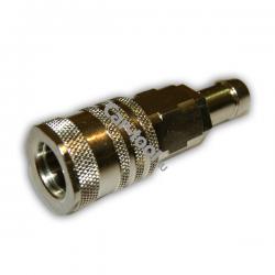 Быстросъемный адаптер для радиатора SCANIA