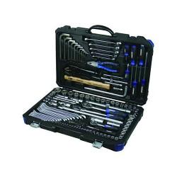 Набор инструмента 142 предмета, 6-гр + 12-гр., Forsage F41421-5