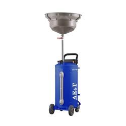 Установка для сбора масла HC-2181 с воронкой 76 л
