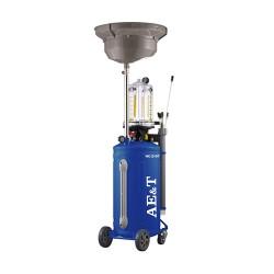 Установка для сбора масла HC-2197 с предкамерой 76 л