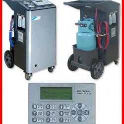 Станция для заправки кондиционеров автоматическая AC1500 OMAS