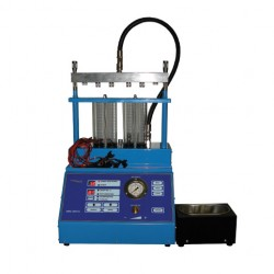 SMC-3001А mini - Стенд для УЗ очистки и диагностики инжекторов с автоматическим сливом