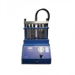 SMC-301А - Стенд для УЗ очистки и диагностики инжекторов, работающий от внешней пневмосети