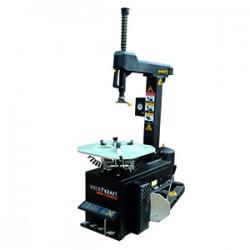 Автоматический шиномонтажный станок с функцией взрывной накачки и поворотной консолью WDK-7624022