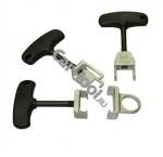 Набор инструментов для демонтажа катушек