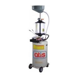 Вакуумная установка для маслозамены через щупы со сливной воронкой и предкамерой НС 2097