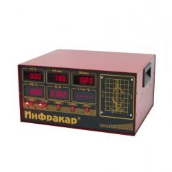 Автомобильный 4-х компонентный газоанализатор ИНФРАКАР М-3.01