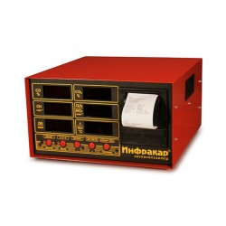 Автомобильный 4-х компонентный газоанализатор ИНФРАКАР М-3.02